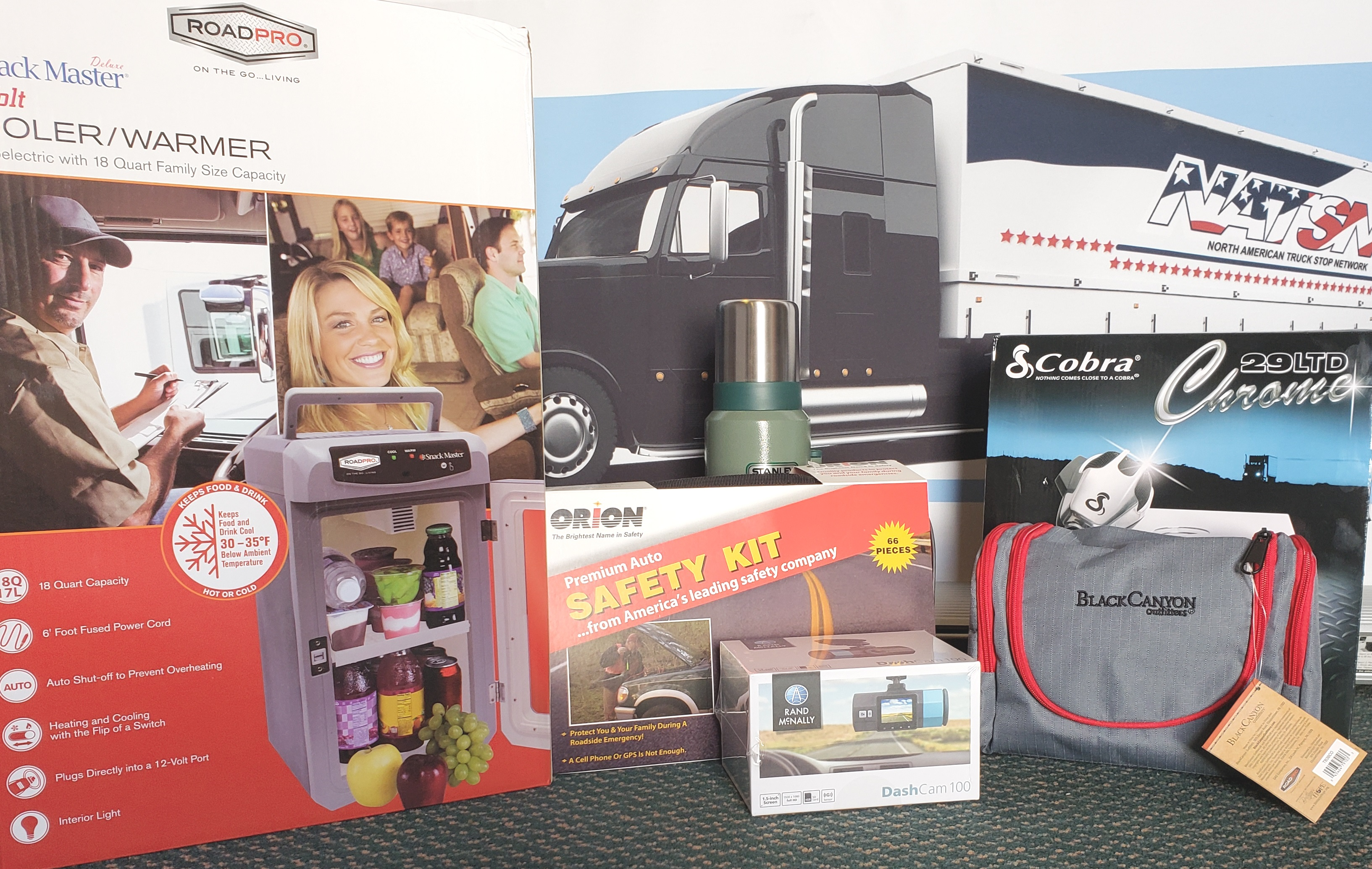 gifts for truck driver appreciation week