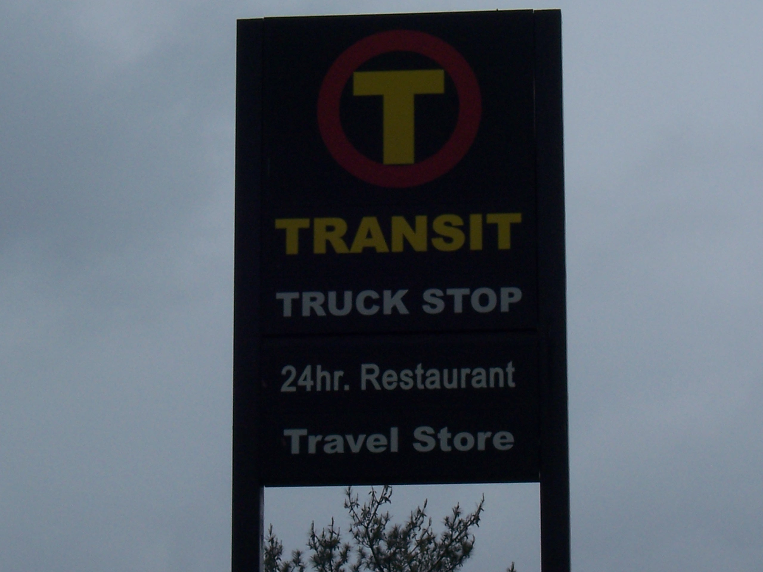 New Transit Truck Stop
